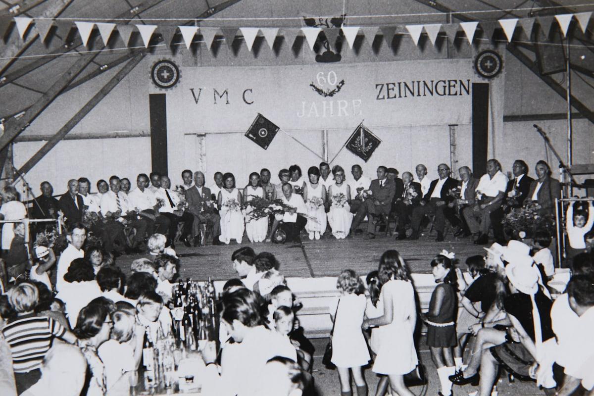 60 Jahre VMC Zeiningen